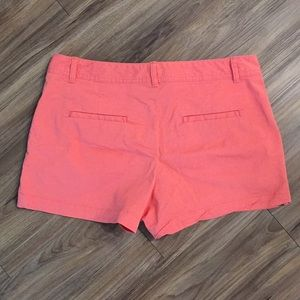 GAP Shorts - GAP Salmon Color Chino Shorts